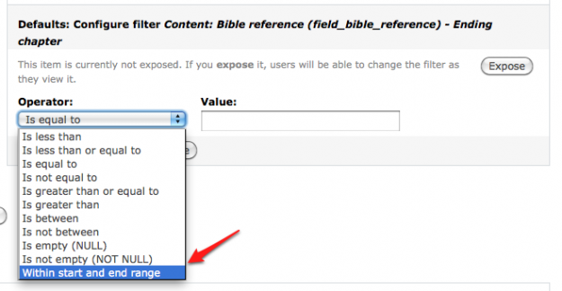 Bible Field Drupal Module Quickstart Guide | Chris Shattuck